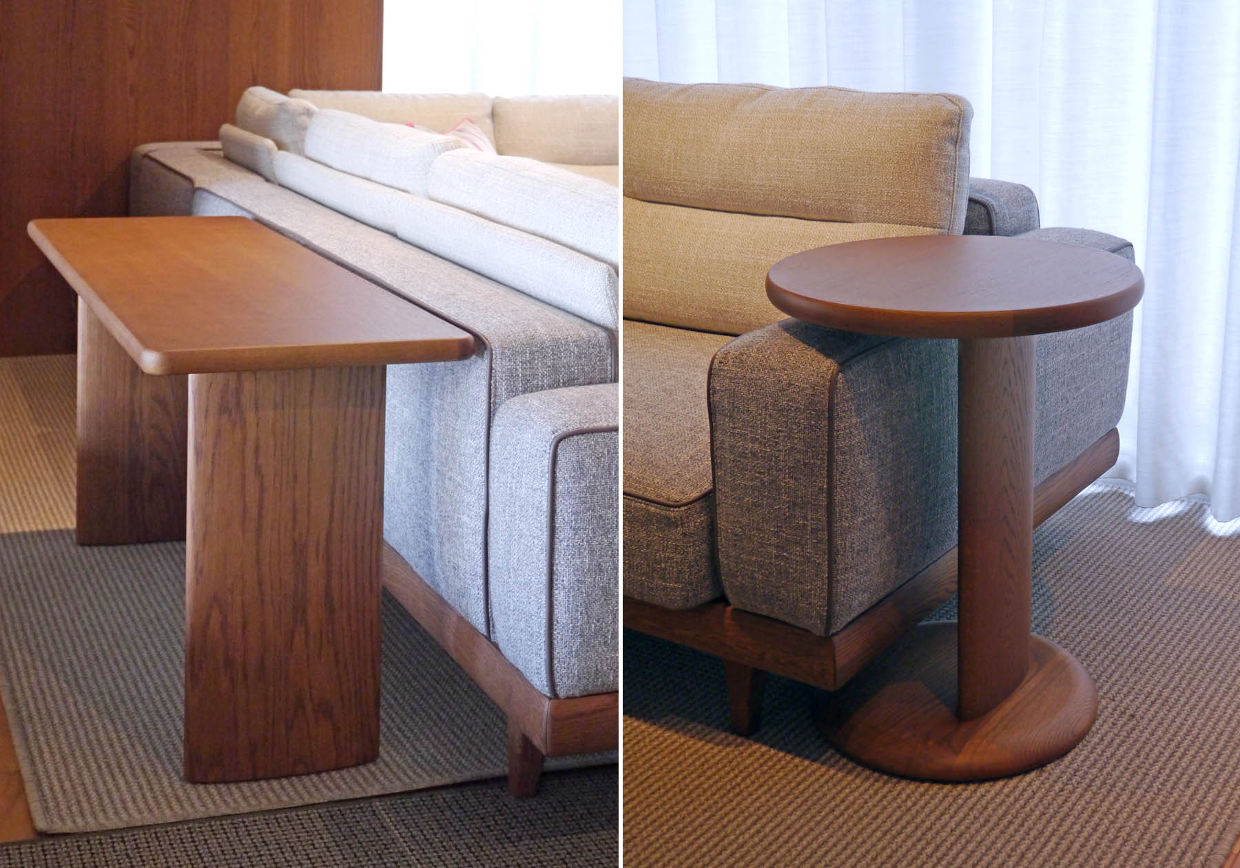 PRODUCT : MD-807 SIDE TABLE & CENTER TABLE