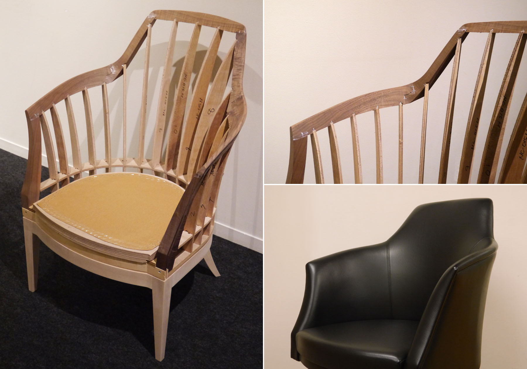 PRODUCT : 022-MODEL Lounge Chair