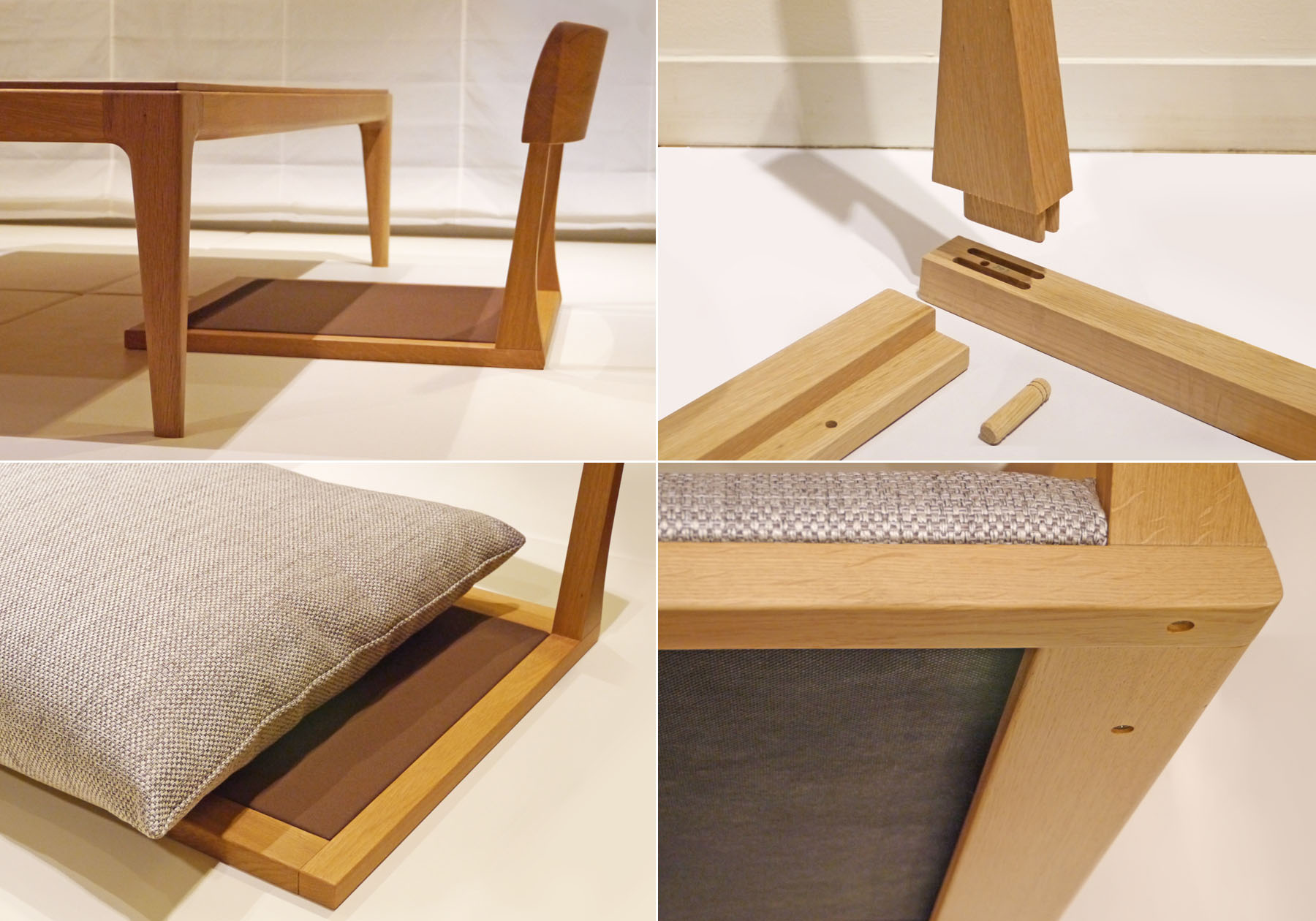 PRODUCT : MD-803・804 Zaisu Chair