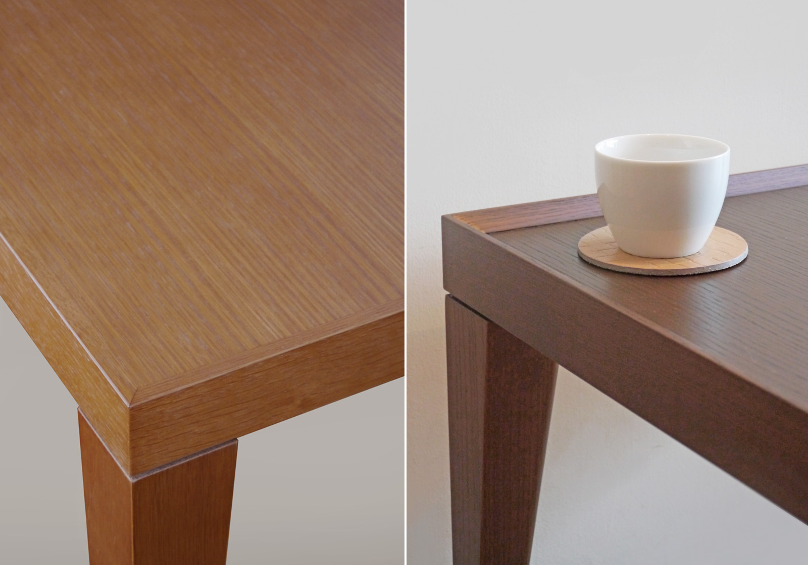 PRODUCT : LUSSO [ルッソ] Dining Table