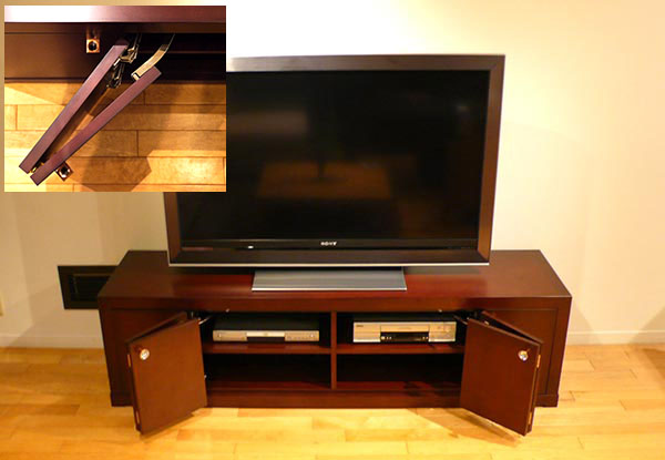 PRODUCT :014-MODEL Cabinet・TV Board