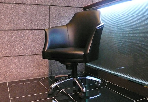 PRODUCT :015-MODEL Executive Chair